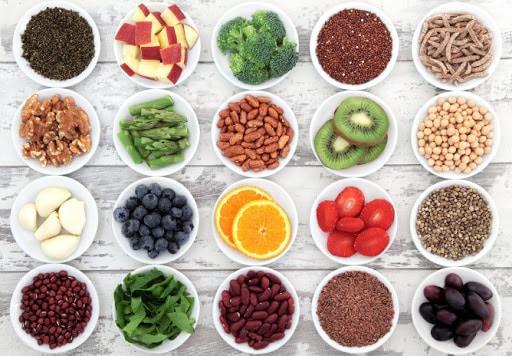 أطعمة غنية بمضادات الأكسدة