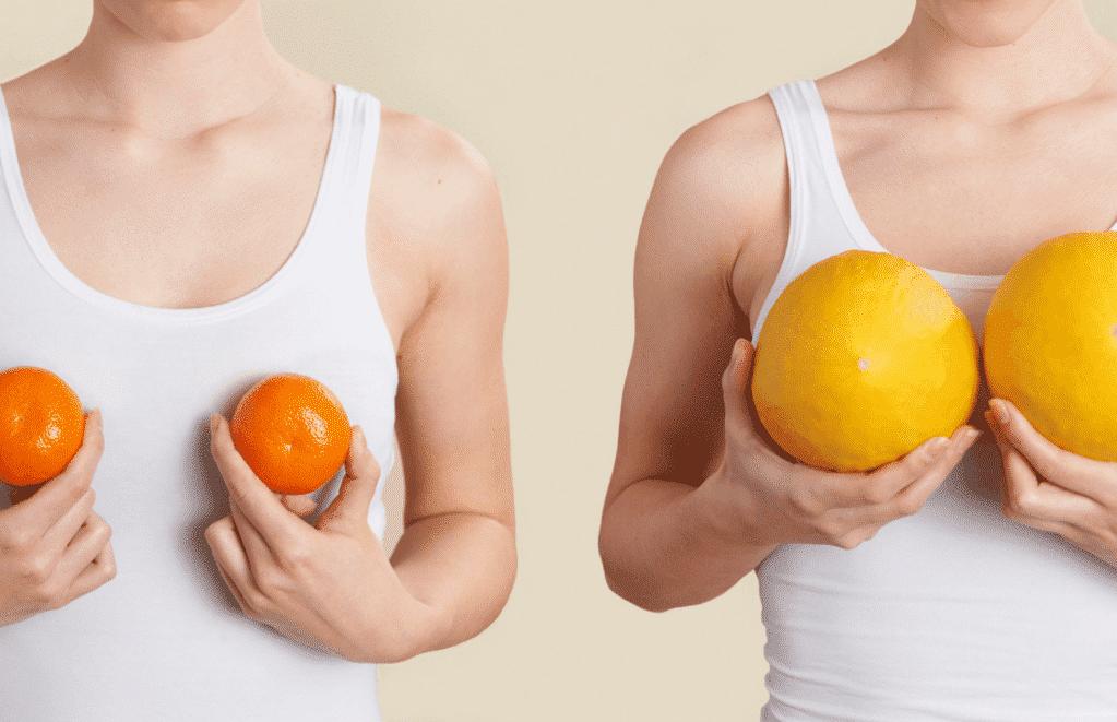كيفية تكبير الثدي بطريقة آمنه وفعالة مع براند زو